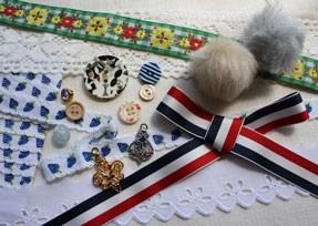 手芸用品を通販でお取り寄せして多くの人を笑顔にする作品作りを!